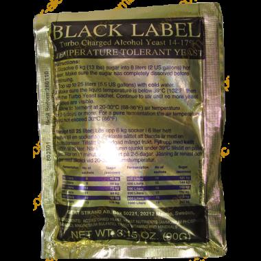Black Label Turbo Hefe 14%