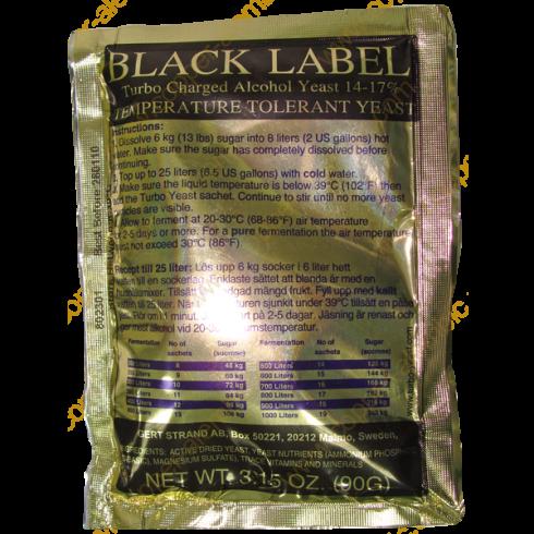 Black Label Turbo 14%