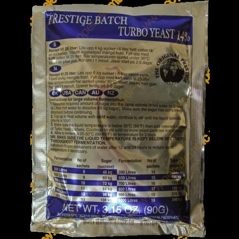 Prestige Batch Turbo 14%