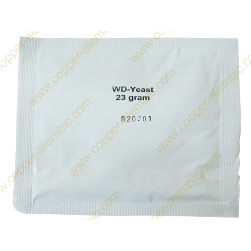 Whiskey Yeast for Corn, Barley or Cereal Mash