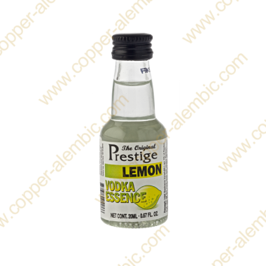 Essência de Vodka Limão Prestige