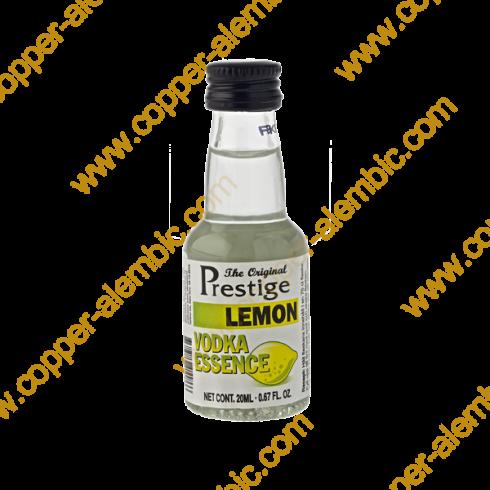 Esencia de Vodka de Limón