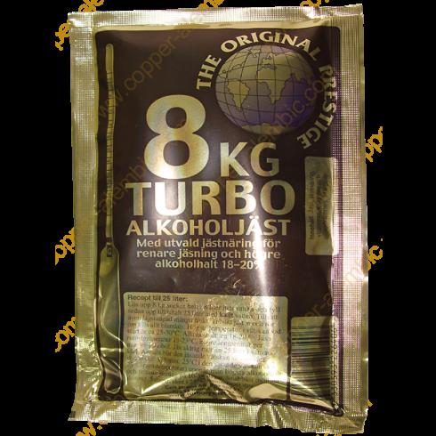 Prestige 8 kg Turbo Yeast