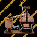 Utensílio de Destilação Premium 1,25L (termómetro, placa eléctrica)