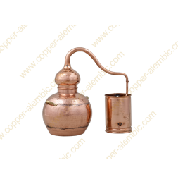 5 L Soldered Moonshine Distiller Still