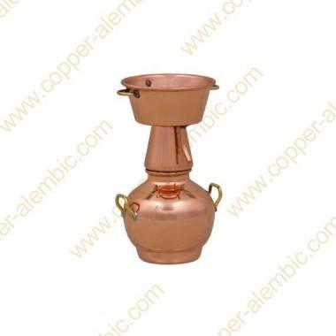 Miniature Copper Alquitar