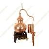 Kit Iniciação ao Gin 10 L Alambique de Cobre Soldado Premium