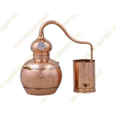 20 L Destillierkolben Starterkit