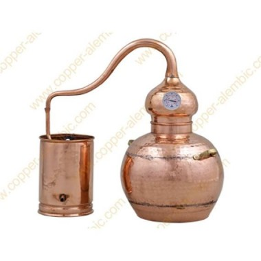 30 L Destillierkolben Starterkit