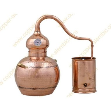 40 L Destillierkolben Starterkit