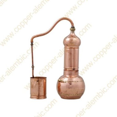 3 L Destillierkolben Starterkit
