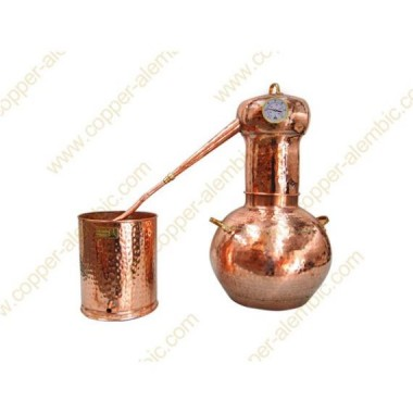 30 L Alchimist Destillierkolben Selbermachen Prime