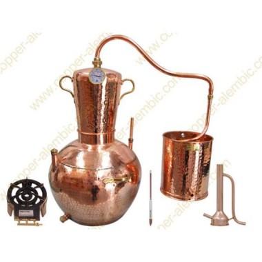 30 L Copper Still Bain Marie Pot Prime Kit