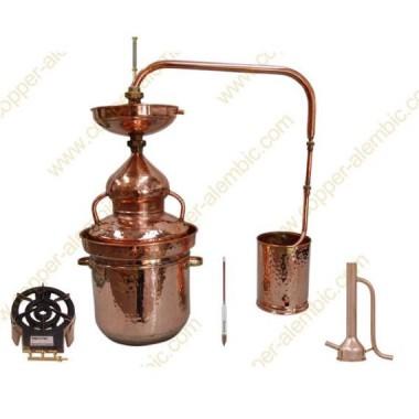 15 L Water Sealing Copper Still Prime Kit