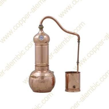 5 L Ätherische Öle Destillierkolben Selbermachen