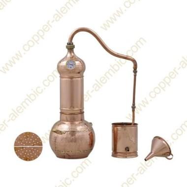 10 L Essential Oil Copper Alembic Still Kit