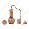 3 L Essential Oil Copper Alembic Still Prime Kit