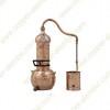 5 L Essential Oil Copper Alembic Still Prime Kit