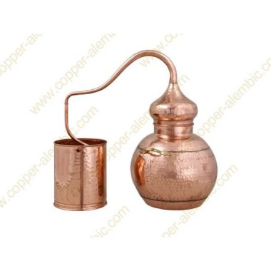 30 L Soldered Copper Moonshine Alembic Still