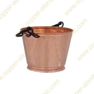 8 L Copper Bucket