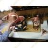 Trichter aus Kupfer