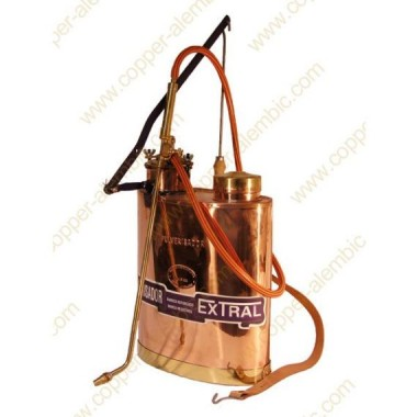 12 L Copper Backpack Sprayer