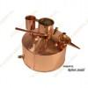 Copper Essential Oil Separator - Essencier