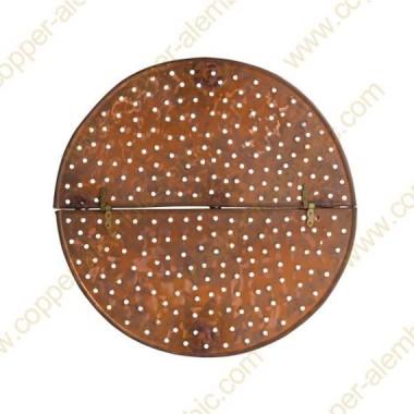 150 L Pot Still Copper Sieve Tray