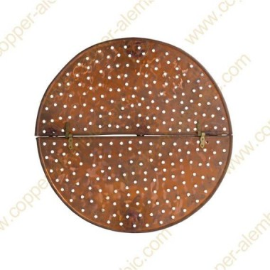 200 L Pot Still Copper Sieve Tray