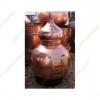 Metallgestell für die Entladung der Destillierkolben von 250 bis zu 300 L