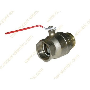 10 - 60 L Ball Valve For Discharge Pipe