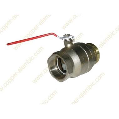 10 - 60 L Válvula para Tubo de Desagüe