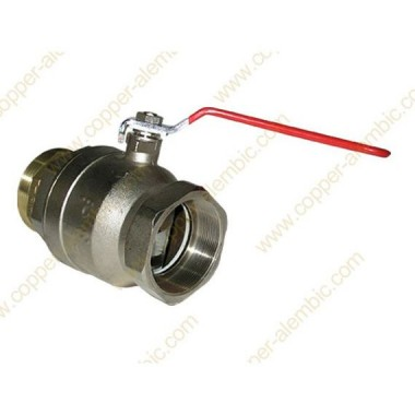 350 - 400 L Ball Valve For Discharge Pipe