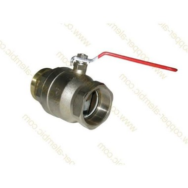 100 - 200 L Ball Valve For Discharge Pipe