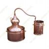 20 L Copper Water Bath Recipient