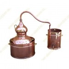 40 L Copper Water Bath Recipient