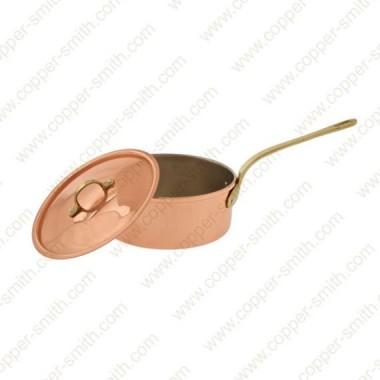 20 cm Casserole with Single Brass Handle