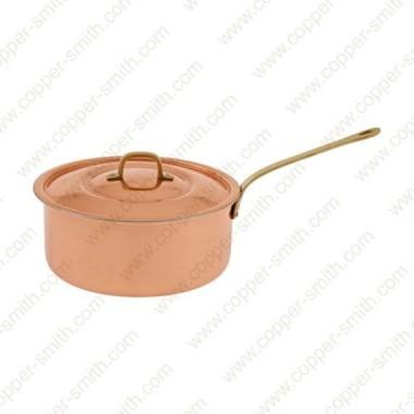 28 cm Casserole with Single Brass Handle