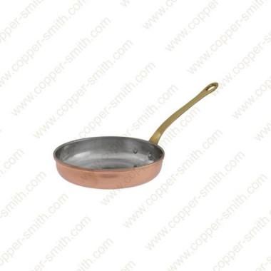 16 cm Frigideira de Aço Inoxidável