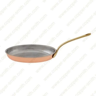 Large Oval Frying Pan