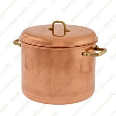 24 cm Plain Stewpot with Handles