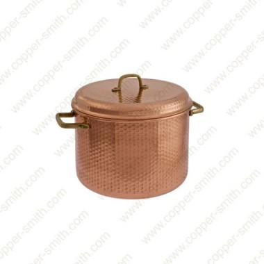 24 cm Hammered Stewpot with Handles