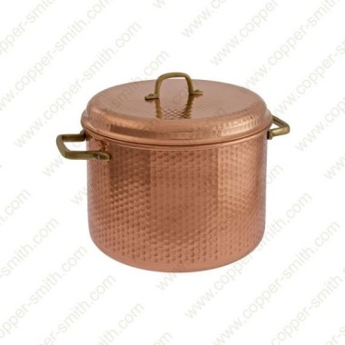 28 cm Hammered Stewpot with Handles