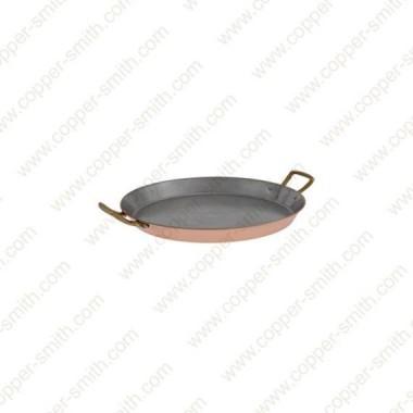 24 cm Poêle à Frire pour la Paella