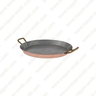 26 cm Poêle à Frire pour la Paella