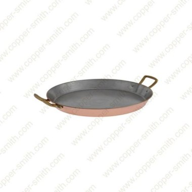 28 cm Bratpfanne für Paella