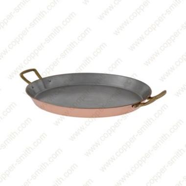 34 cm Bratpfanne für Paella