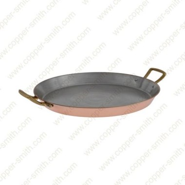 40 cm Bratpfanne für Paella