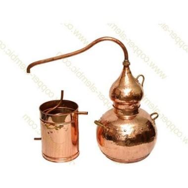 60 L Traditional Riveted Alembic Still