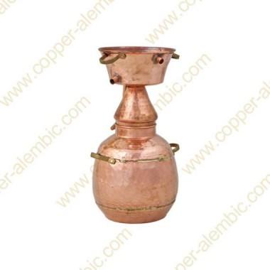 10 L Traditional Alquitar Distiller Still